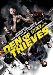Den of thieves, (DVD)