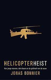 Helicopter Heist. Jonas Bonnier, Paperback
