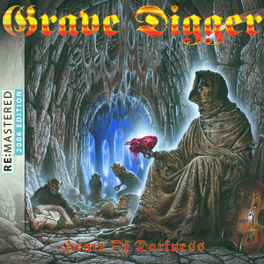 HEART OF DARKNESS-REMAST- Audio CD, GRAVE DIGGER, CD