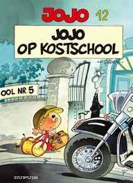 OP KOSTSCHOOL Jojo, Geerts, André, Paperback