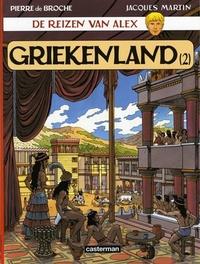 ALEX, DE REIZEN VAN 03. GRIEKENLAND 02 GRIEKENLAND DEEL 2, Martin, Jacques, Paperback