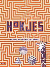 Hokjes. Een 'out of the box'-tekenboek, Jacky Bahbout, Paperback