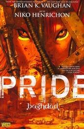Pride of Baghdad Vertigo, Niko Henrichon, Paperback