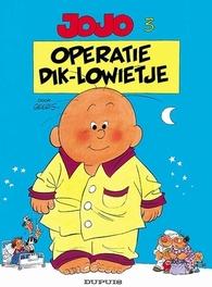03. OPERATIE DIK LOWIETJE JOJO, Geerts, André, Paperback