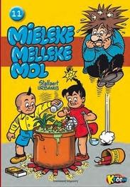 Mieleke Melleke Mol URBANUS VERTELT, Stallaert, Dirk, Paperback