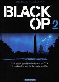 BLACK OP 02. DEEL 02 BLACK OP, LABIANO, HUGUES, DESBERG, STEPHEN, Paperback