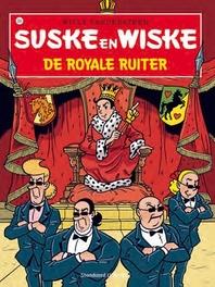 SUSKE EN WISKE 324. DE ROYALE RUITER SUSKE EN WISKE, Vandersteen, Willy, Paperback