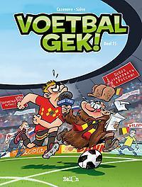 Voetbalgek! deel 15 Cazenove, Christophe, Paperback