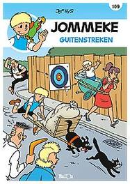 JOMMEKE 109. GUITENSTREKEN (HERDRUK) JOMMEKE, Nys, Jef, Paperback