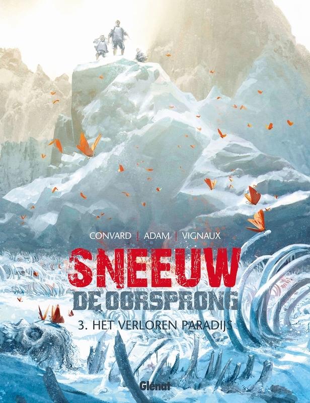 SNEEUW - DE OORSPRONG HC03. HET VERLOREN PARADIJS SNEEUW - DE OORSPRONG, Convard, Hardcover