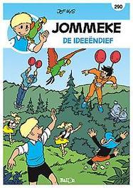 JOMMEKE 290. DE IDEEËNDIEF JOMMEKE, Delzenne, Philippe, Paperback