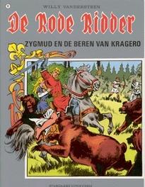RODE RIDDER 092. ZYGMUD & BEREN VAN KRAGERO RODE RIDDER, Willy Vandersteen, Paperback