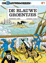 BLAUWBLOEZEN 07. DE BLAUWE GROENTJES (HERDRUK)