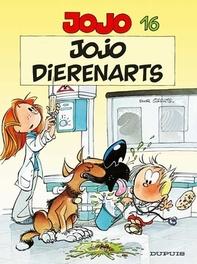 16. JOJO DIERENARTS JOJO, Geerts, André, Paperback