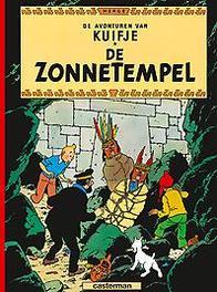 KUIFJE PROMOTIE 14. DE ZONNETEMPEL KUIFJE PROMOTIE, HERGÉ, Paperback