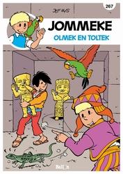 JOMMEKE 267. OLMEK EN TOLTEK