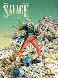 SAVAGE 01. HET SPOOK VAN...