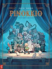 Pinokkio David Chauvel, Hardcover