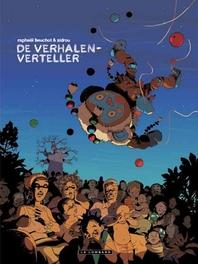 VERHALENVERTELLER HC01. DE VERHALENVERTELLER 1/3 VERHALENVERTELLER, Zidrou, Hardcover