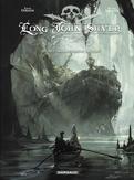LONG JOHN SILVER HC03. HET SMARAGDGROENE LABYRINT 3/4