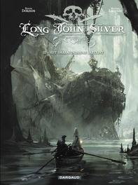 LONG JOHN SILVER HC03. HET SMARAGDGROENE LABYRINT 3/4 LONG JOHN SILVER, Lauffray, Mathieu, Paperback