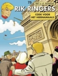 RIK RINGERS 75. CODE VOOR HET HIERNAMAALS RIK RINGERS, TIBET, Paperback