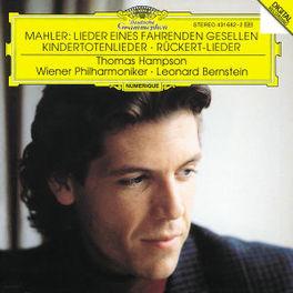 LIEDER EINES FAHRENDEN GE VIENNA P.O./LEONARD BERNSTEIN/THOMAS HAMPSON Audio CD, G. MAHLER, CD