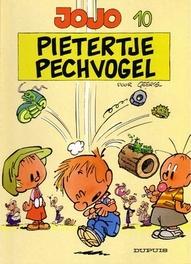 10. PIETERTJE PECHVOGEL JOJO, Geerts, André, Paperback