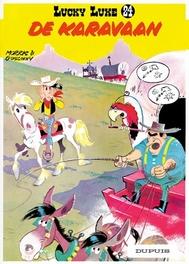 LUCKY LUKE 24. DE KARAVAAN LUCKY LUKE, Goscinny, René, Paperback