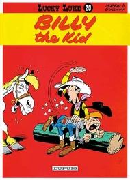 LUCKY LUKE 20. BILLY THE KID LUCKY LUKE, MORRIS, GOSCINNY, RENÉ, Paperback