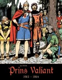 Prins Valiant LUXE EDITIE 14 1962 - 1963 Hal, Foster, Hardcover