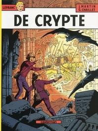 LEFRANC 09. DE CRYPTE LEFRANC, CHAILLET, GILLES, MARTIN, JACQUES, Paperback