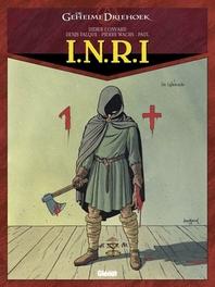 HC01. DE LIJKWADE INRI, FALQUE, Hardcover