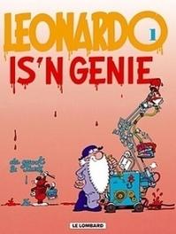 01. IS EEN GENIE LEONARDO, TURK, GROOT B DE, Paperback