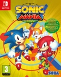 SEGA Sonic Mania Plus Nintendo Switch (SEGA20.BX.45ST)