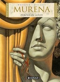 MURENA 01. PURPER EN GOUD MURENA, DELABY, PHILIPPE, DUFAUX, JEAN, Paperback