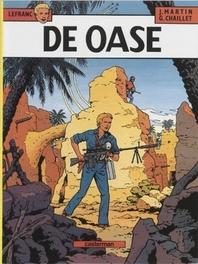 LEFRANC 07. DE OASE LEFRANC, MARTIN, JACQUES, Paperback
