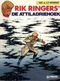 RIK RINGERS 45. DE ATTILA DRIEHOEK RIK RINGERS, Duchateau, André-Paul, Paperback