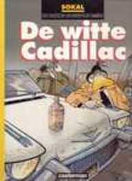 HC06. DE WITTE CADILLAC INSPECTEUR CANARDO, Sokal, Hardcover