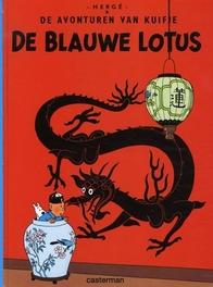 KUIFJE HC05. BLAUWE LOTUS KUIFJE, Hergé, Hardcover