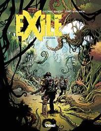 EXILE HC01. KOIOS 1/3 EXILE, Stalner, Éric, Hardcover