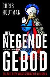 Het negende gebod Houtman, Chris, Paperback