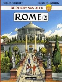 ALEX, DE REIZEN VAN 11. ROME 02 ALEX, DE REIZEN VAN, Martin, Jacques, Paperback