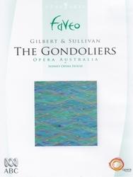 THE GONDOLIERS, GILBERT & SULLIVAN, FRANKS, D. NTSC/ALL REGIONS//..OPERA AUSTRALIA/D. FRANKS