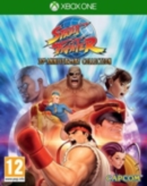 Capcom Street Fighter: 30th Anniversary Collection Nintendo Switch (CAPA04.BX.45ST)