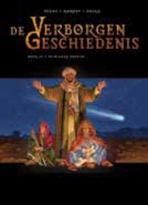 De Verborgen Geschiedenis 33 (Igor Kordey/ Len O'Grady/ Jean Pierre Pecau), Hardcover De verborgen geschiedenis, BKST