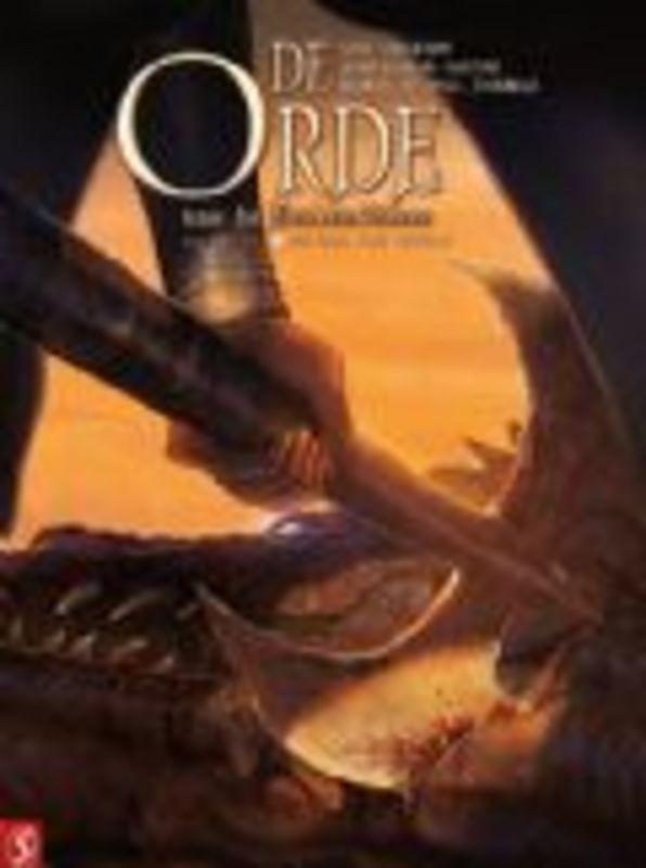 De Orde van de Drakenridders 21. (Ange, Looky, Paitreau) 48 p.Hardcover De orde van de drakenridders, BKSTSPER