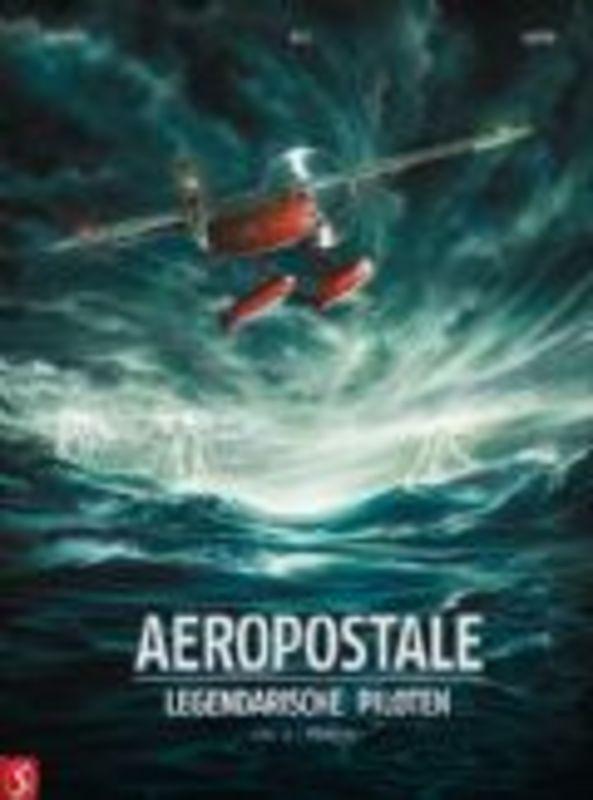 Mermoz Legendarische piloten, Christophe Bec, Hardcover