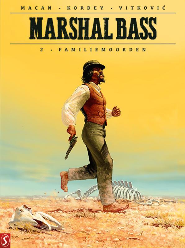 Marshal Bass 2.  (Macan, Kordey, Desko), 56 p., Hardcover Marshal Bass, Macan, Darko, BKSTSPER