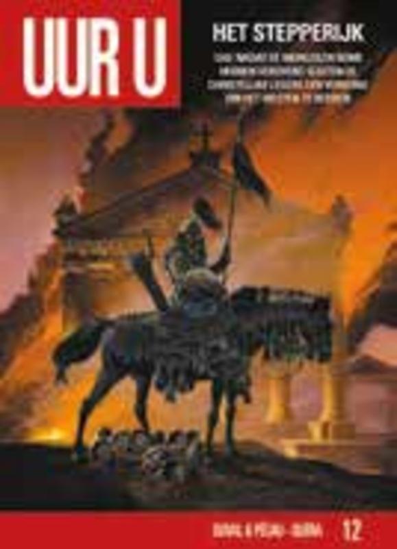 Uur U 12 Het stepperijk (Duval, Pecau, Maza) 64 p.Hardcover Uur U, BKST